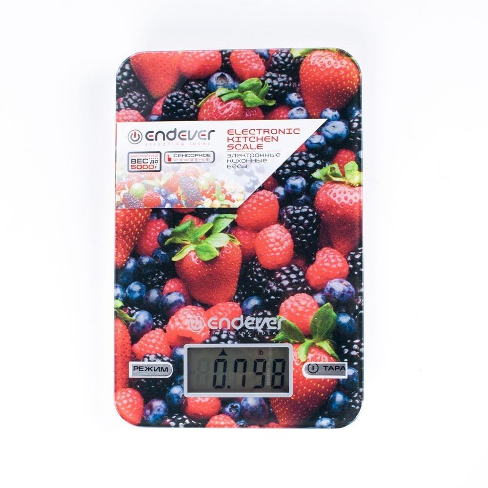 Электронные весы ENDEVER Skyline KS-528 от 2 г до 5 кгКухонные весы<br>Кухонные весы Endever станут не только изящным дополнением вашей кухни, но и замечательным помощником в делах – вы сможете измерить необходимое вам количество ингредиентов, узнать вес вашей порции и много другое.<br>