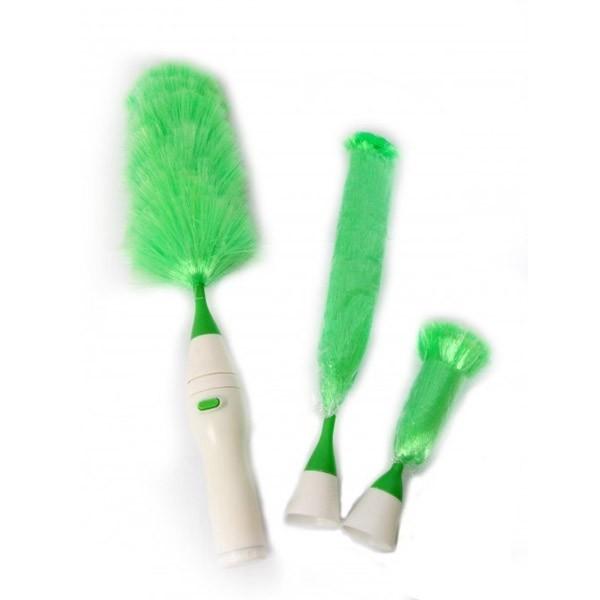 Щетка для пыли Go Duster (Гоу Дастер)Метелки от пыли<br>Гоу Дастер - вращающаяся метелка с набором насадок идеально подходит для уборки пыли на разных поверхностях и в труднодоступных местах. Не имеет достойных конкурентов в борьбе с пылью!<br>