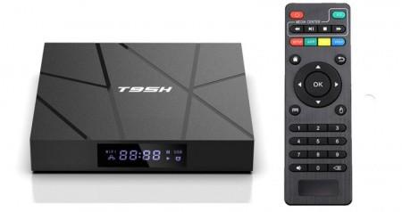 Андроид ТВ приставка T95H 4/64 GB H616