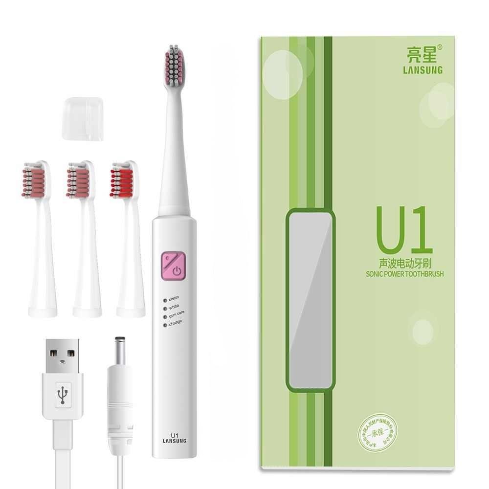 Ультразвуковая зубная щетка Lansung U1