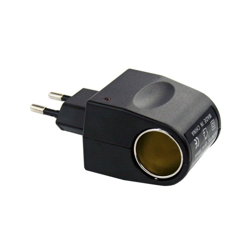 Адаптер-переходник «LP» 220 на 12 Вольт (упаковка коробка)