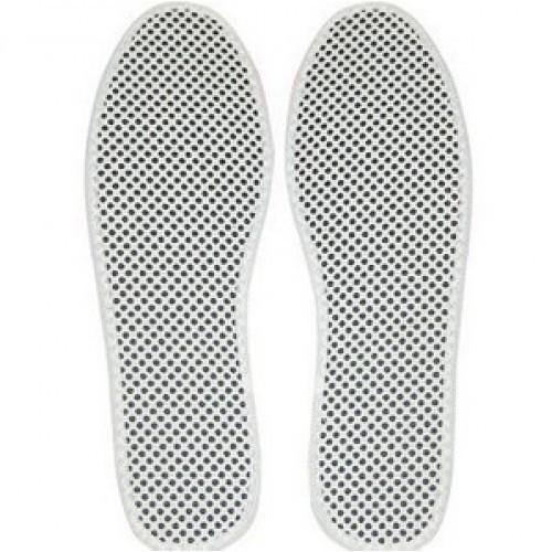 Стельки турмалиновые, размер 37Магнито-массажные стельки<br>Ваши стопы ежедневно получают большую нагрузку? Тяжелая физическая работа делает вас обессиленными к вечеру? Боль и воспаления  в мышцах ног или суставов все чаще и чаще тревожат вас? Это – не повод постоянно использовать дорогостоящие аптечные мази. Вам помогут революционные турмалиновые стельки, которые в интернет магазине Мелеон можно купить по суперцене!<br>