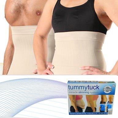 Моделирующий пояс для похудения Tummy Tuck от MELEON