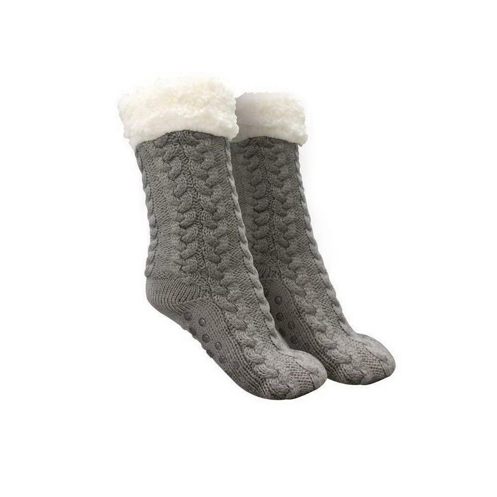 Тёплые флисовые носки Huggle, универсальный размер фото