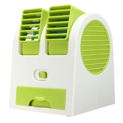 Настольный кондиционер-вентилятор HY-168, зелёный