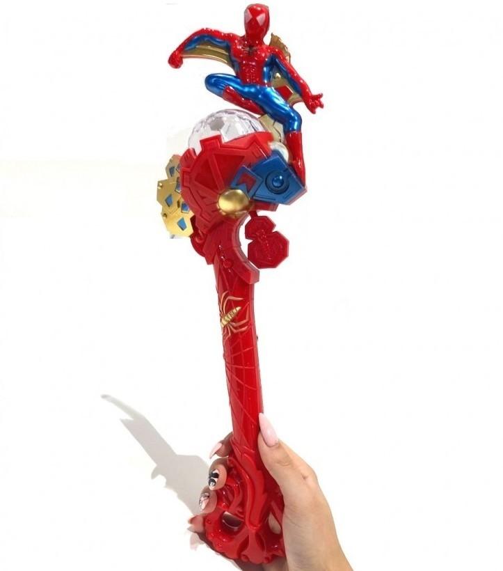 Купить Светодиодный диско шар - Человек паук, Товары для вечеринки