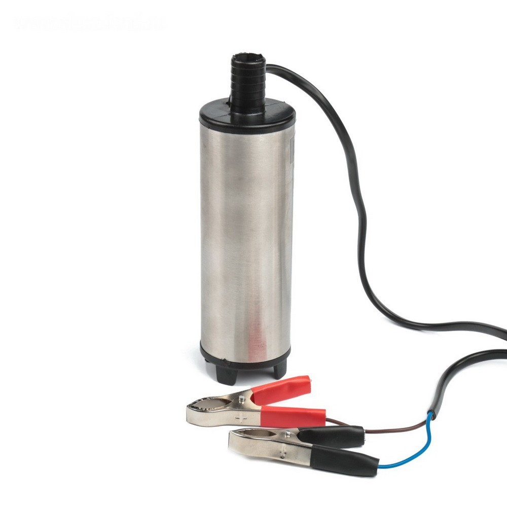 Насос для перекачки топлива Airline, погружной, 12 В, 51 мм, 40 л/минНасосы для топлива<br>Благодаря погружному насосу для перекачки топлива Airline, можно быстро и легко снабдить технику горючим. Если у вас нет желания или возможности ехать на заправочную станцию, то это изобретение станет настоящей находкой. А главное – вы сможете найти множество вариантов для применения погружного насоса.<br>