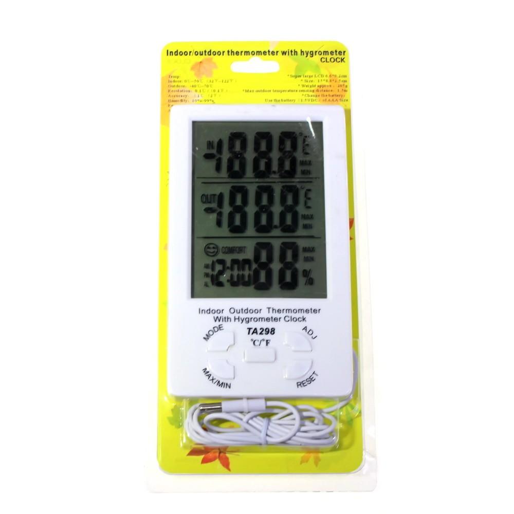 Термометр- гигрометр