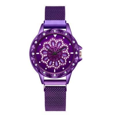 Наручные кварцевые женские часы Gedi, фиолетовый