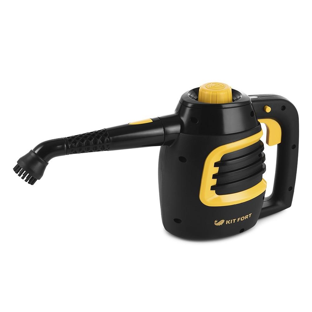 Пароочиститель Kitfort КТ-930, 900 Вт, ёмкость бойлера 0,18 л