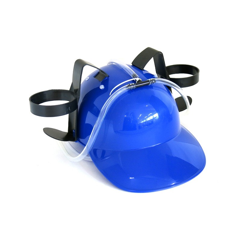Каска — Жажда — всё!, с подставками для банок