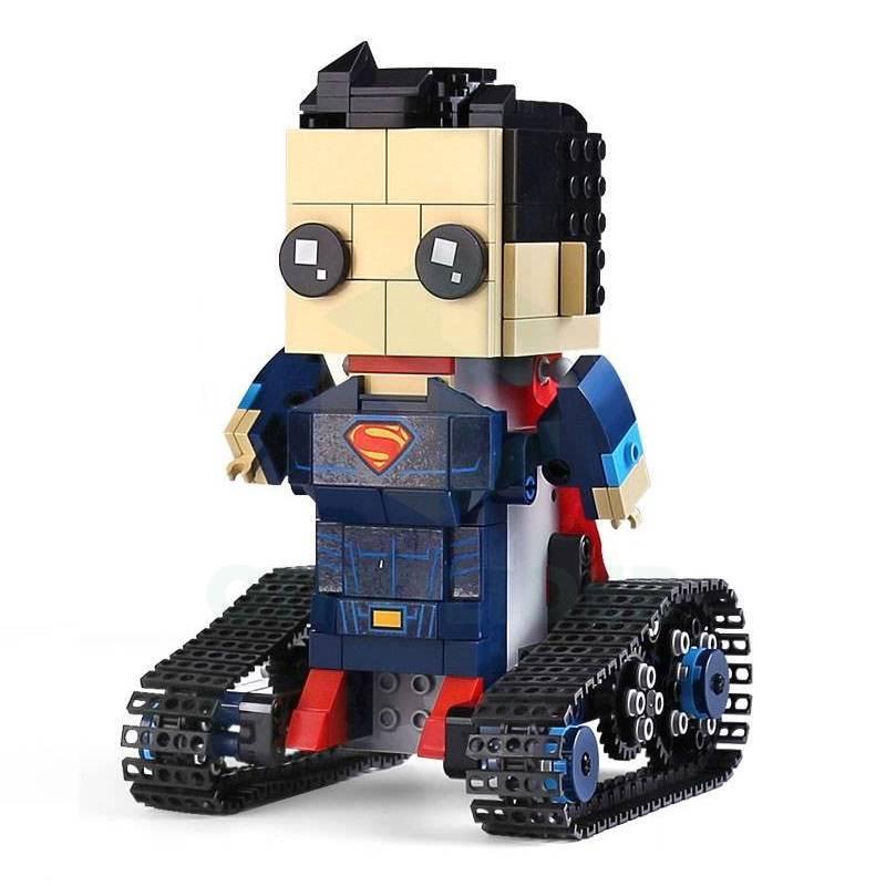 Конструктор робот на радиоуправлении Technic Walking Brick — Super-Block Man