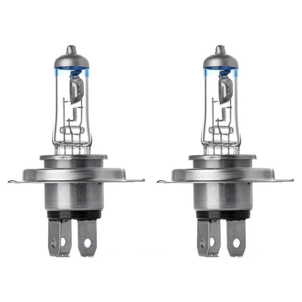 Галогеновые лампы повышенной яркости (+200% Light), H1