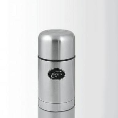 Термос суповой 0,5 л. Biostal 500NTТермосы<br>Устали от фаст фуда на работе или от контейнеров с холодными домашними блюдами! Выход есть! Это - термос суповой 0,5 л. Biostal 500NT с широким горлом, куда вы сможете отправить второе блюдо. Дополнительная теплоизоляция обеспечена специальным клапаном аксессуара.<br>