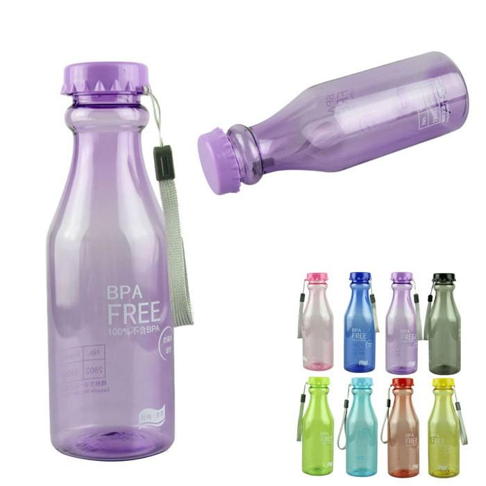 Бутылка BPA Free - 500 млФляжки и канистры<br>Любителям всего экологичного и безопасного посвящается. Если вы до сих пор во время прогулок летом вынуждены пить воду из пластиковых бутылок, которые выделяют токсины, то теперь это можно изменить. Бутылка BPA Free - 500 мл станет настоящей находкой! Сюда вы можете налить холодный чай, минеральную воду, сок или любой коктейль!<br>