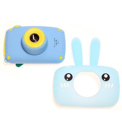 Купить Детский фотоаппарат Зайцы Kids fun camera, жёлтый, Электронные игрушки