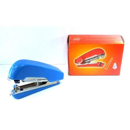 Ручная швейная машинка TL-029Швейные машинки и наборы для шитья<br>Ручная машинка в виде степлера помещается в дамскую сумочку. Шьет обычной строчкой длиной в несколько миллиметров. Для работы заправляют хлопковую или шелковую нить.<br>