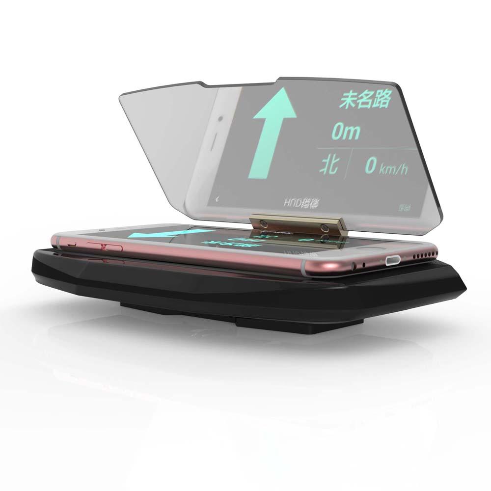Проектор на лобовое стекло для смартфона