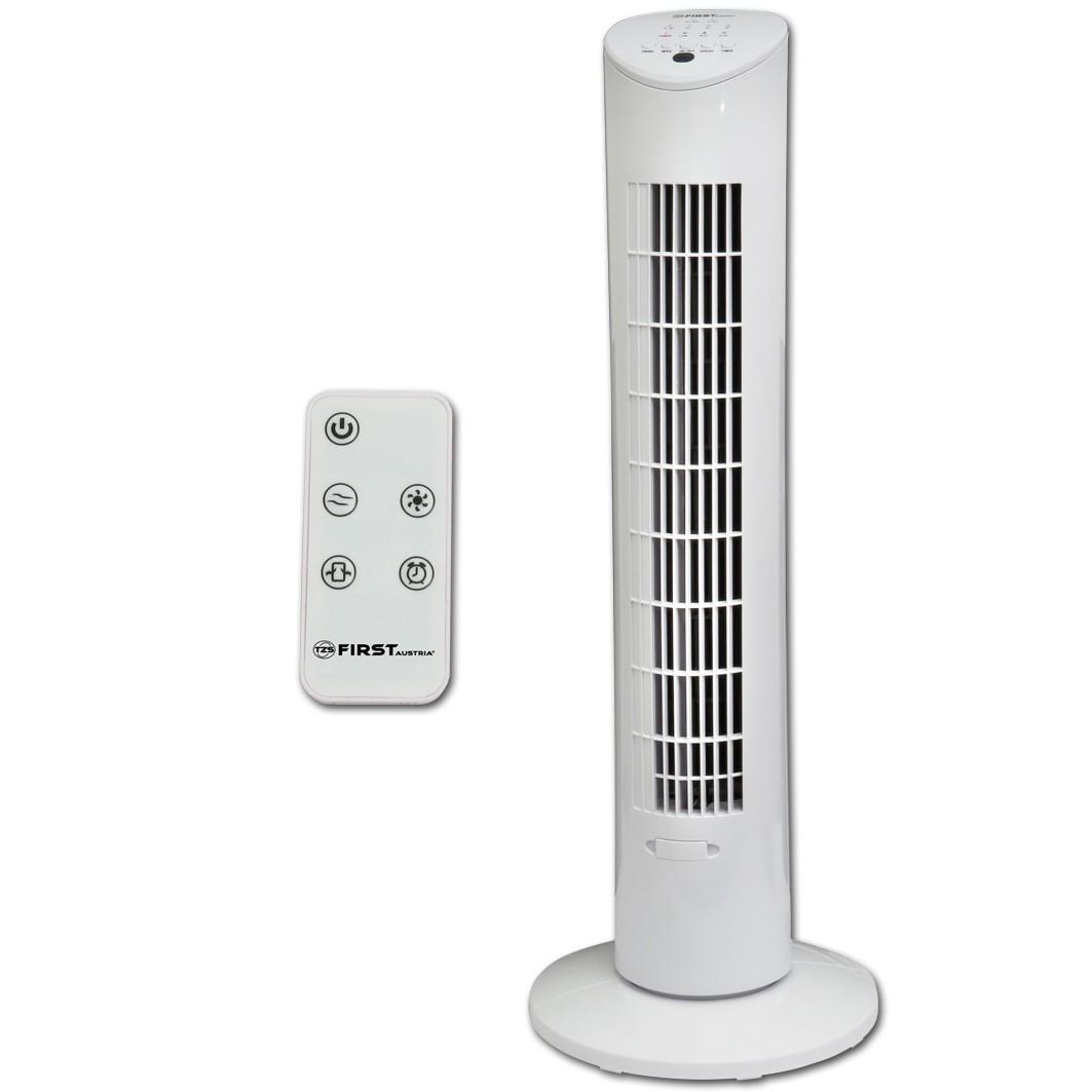 Вентилятор напольный FIRST 5560-1 FA-5560-1 White