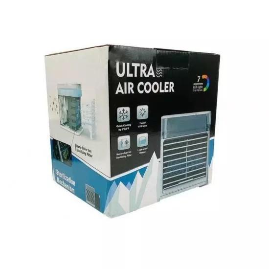Мини кондиционер Ultra Air Cooler 7 LED Light