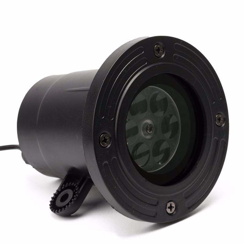 Лазерный проектор с эффектом цветомузыки от MELEON