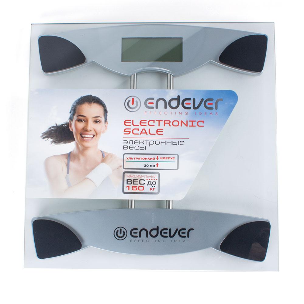 Электронные весы ENDEVER Skyline FS-545Весы - мерило достижений<br>Простые в эксплуатации электронные весы Endever FS-545 – это необходимое в каждом доме устройство.<br>