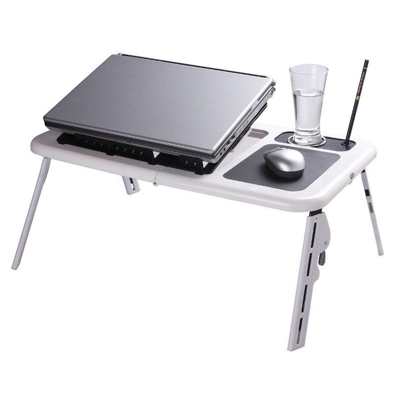 Портативный столик для ноутбука с охладителем...