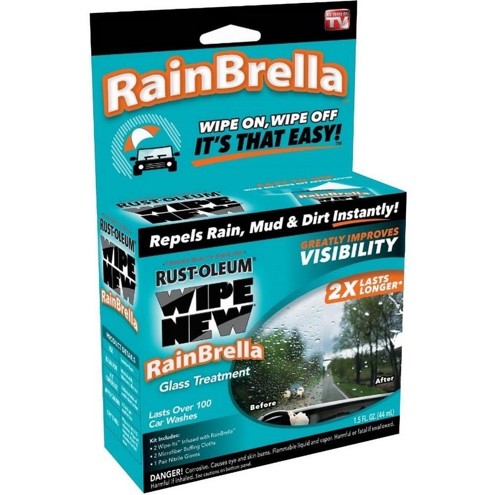 Антидождь для стекол автомобиля RainBrellaДругие товары<br>Если стекла на вашем средстве передвижения систематически страдают от грязи и дождя, то вам необходим специальный антидождь для стекол автомобиля RainBrella. Удивительный помощник избавит вас от необходимости в рутинных ежедневных процедурах и обращении к специалистам за помощью. Антидождь создаст своеобразный барьер на любых поверхностях из стекла!<br>