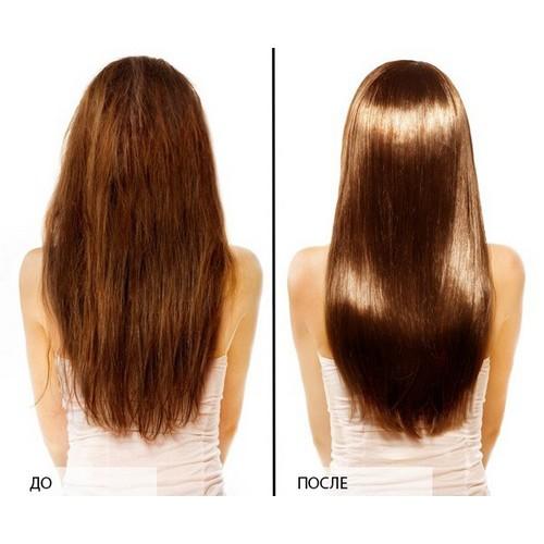 Расческа вибромассажер Hair Brush от MELEON