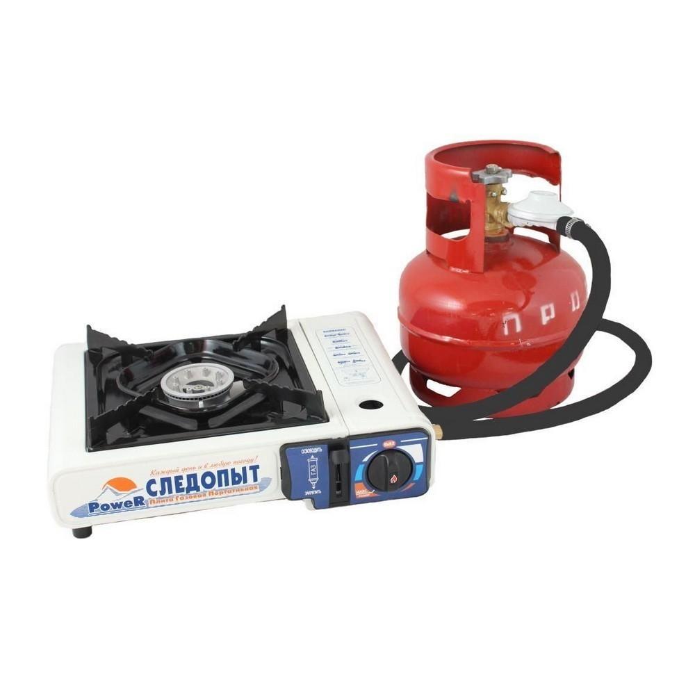 Настольная газовая плита Следопыт-Power от MELEON