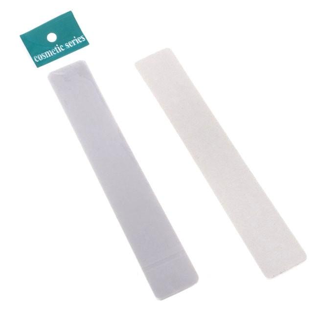 Пилка-наждак прямоугольная белая Cosmetic seriesПилка-наждак прямоугольная, в пакете Cosmetic series - это вещь достойного качества, создана специально для изысканных модниц.<br>