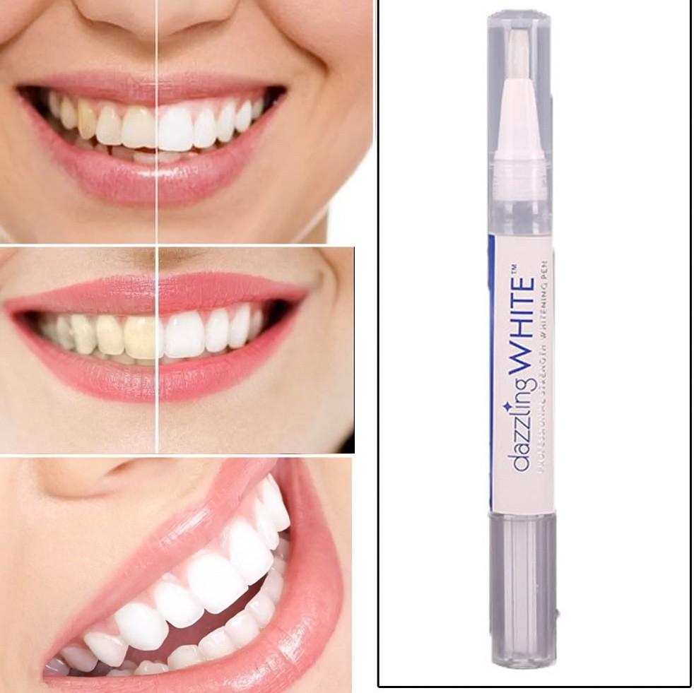 Отбеливающий карандаш для зубов Dazzling White Pen, ,