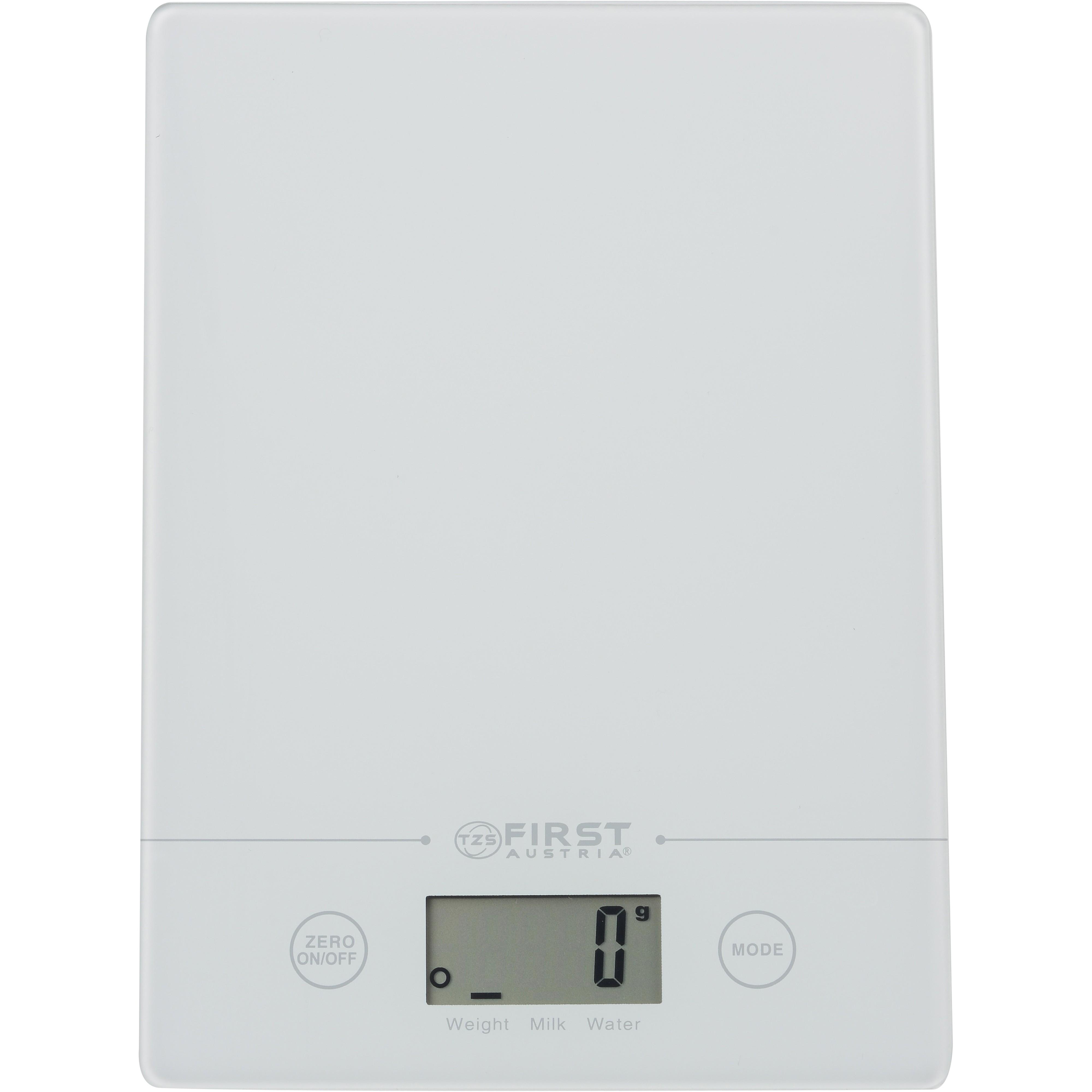Весы кухонные FIRST 6400 whiteКухонные весы<br>Кухонные весы First FA-6400 - это отличный помощник на вашей кухне.<br>