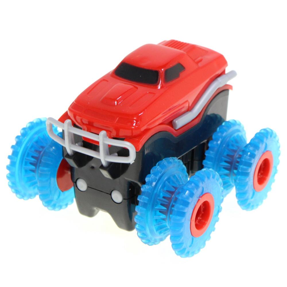 Машинка Монстр-трак Trie Trul, красный