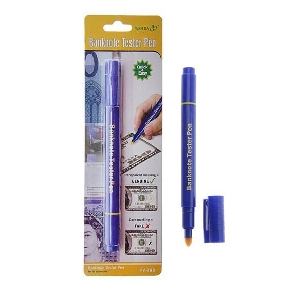Ручка для проверки подлинности банкнот