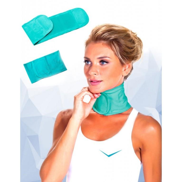 Воротник с силиконовой подкладкой увлажняющий - Naomi фото
