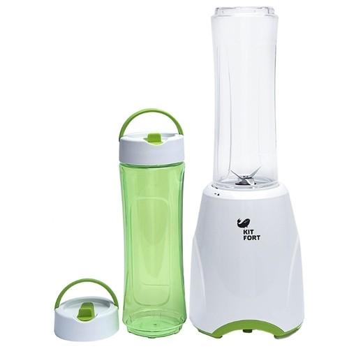 Блендер Kitfort Shake &amp; Take 1313-КТ КТ-1313Блендеры<br>Блендер Kitfort КТ-1313 Shake &amp; Take (шейк энд тэйк) предназначен для измельчения, смешивания, взбивания, гомогенизации, замеса жидкого теста, смешивания коктейлей, приготовления смузи, протеиновых смесей и детского питания.<br>