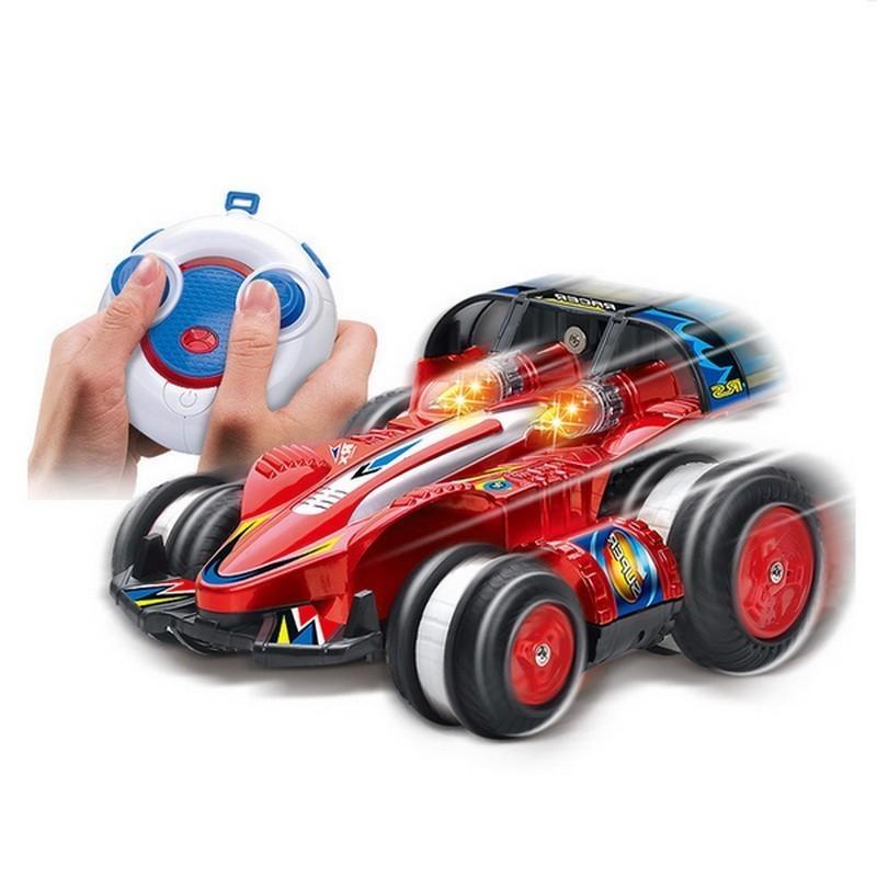Купить Машинка-перевертыш на радиоуправлении Tumbling Warrior 4, Остальные игрушки