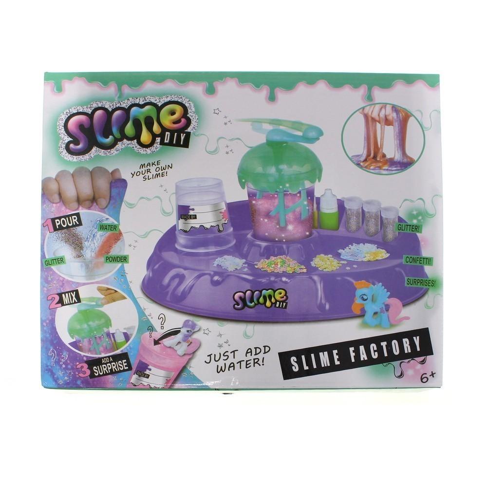 Купить Набор для творчества - Фабрика лизунов, Slime Factory, Игрушки для девочек