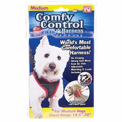 Интернет-магазин SuperStepКакой аксессуар является самым важным для собак? Конечно же, речь идет о поводке. Если вы ищете изделие, которое подарит питомцу максимально комфортные прогулки и не будет «душить», то поводок-шлейка для собак - Comfy Control станет настоящей находкой! Даже самый привередливый любимец оценит по достоинству эту разработку!<br>