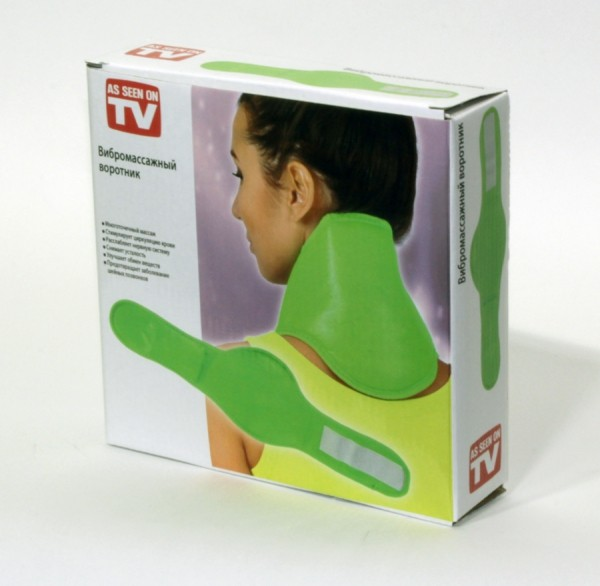 Массажер для шеи Yukai Gifts Neck Massager от MELEON