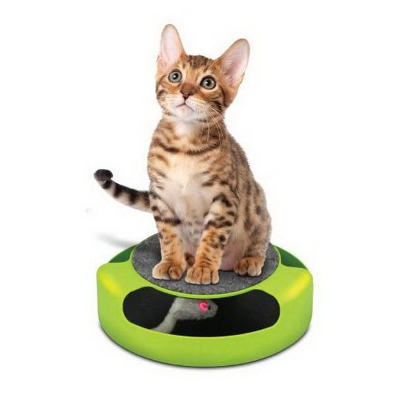 Когтеточка для кошек - МышеловОстальное<br>Если вы недавно стали счастливым обладателем маленького четверолапого друга, то знаете, в первую очередь от привычек кошек страдает мебель в доме. Как исправить эту ситуацию? Вам поможет специальная когтеточка «Мышелов».<br>