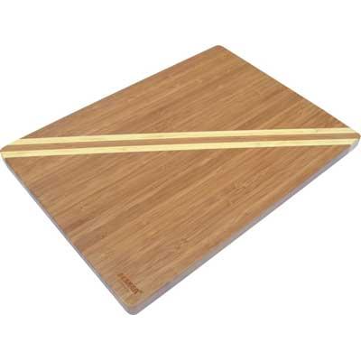 Доска разделочная бамбук 30х20х1,8см Bekker BK-9723Доски разделочные<br>Доска разделочная BK-9723 с диагональными полосками. Длина доски 30 см, ширина 20 см, высота 1,8 см.<br>