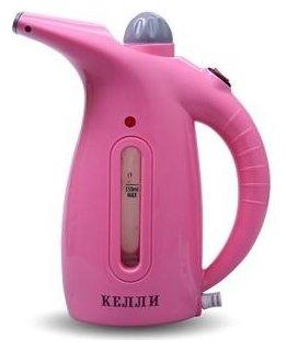 Отпариватель-парогенератор KELLI KL-317, розовый
