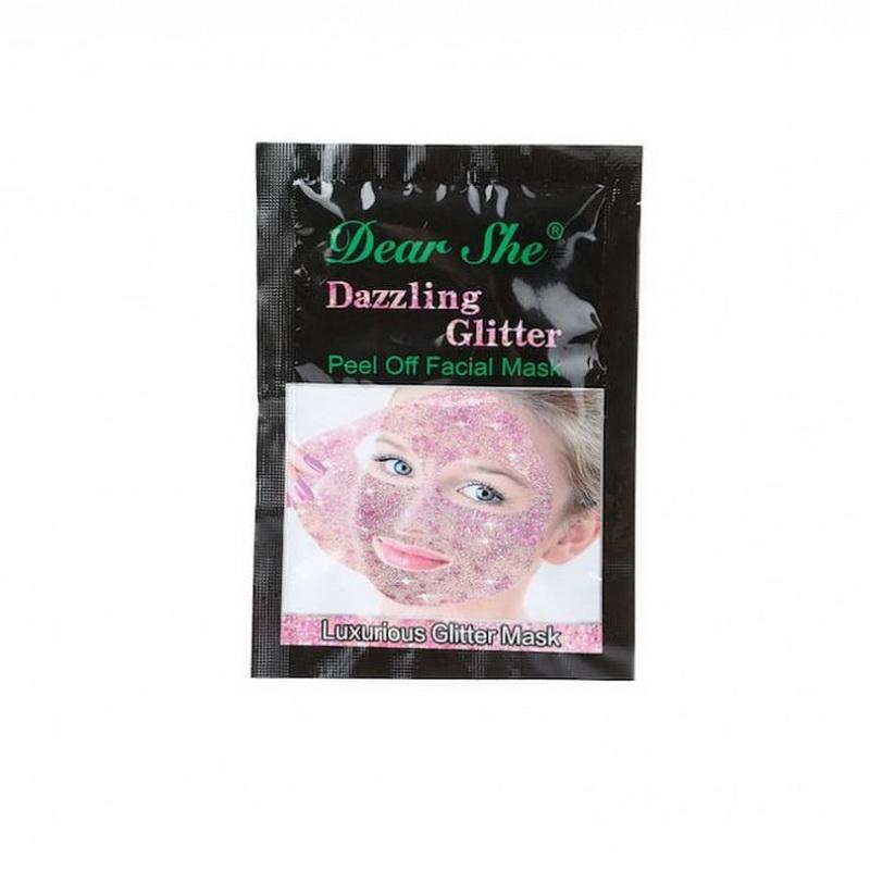 Маска Star Mask Luxurious Glitter, Розовый