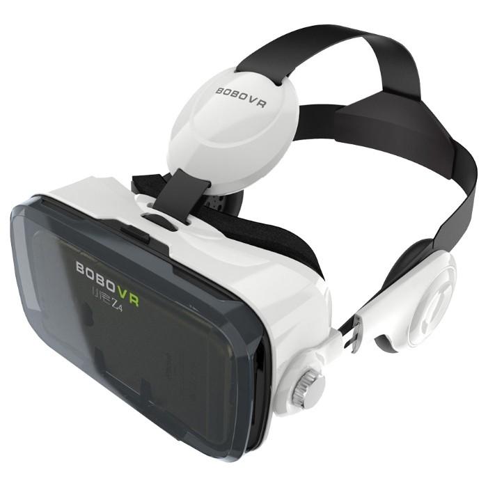 Очки виртуальной реальности BoboVR Z4Очки BoboVR<br>3D фильмы и игры, видео с возможностью развернуться на 360 градусов, путешествия в самые неизведанные уголки планеты – все это доступно вам только благодаря очкам виртуальной реальности BoboVR Z4. Спешите купить удивительное изобретение по смешной цене в интернет магазине Мелеон!<br>