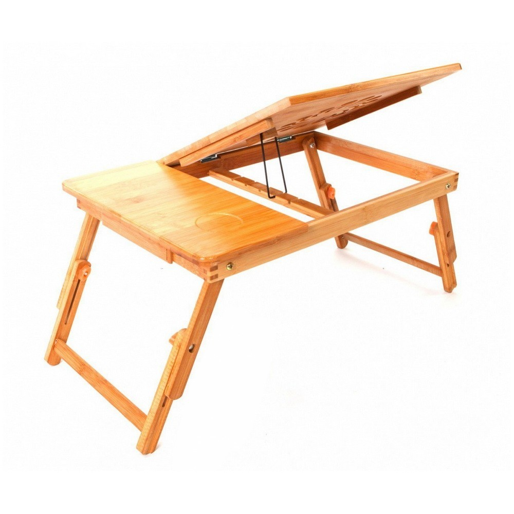 Столик-трансформер для ноутбука, планшета и завтрака в постели