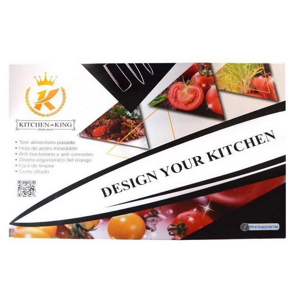 Набор ножей Сила гранита Kitchen king