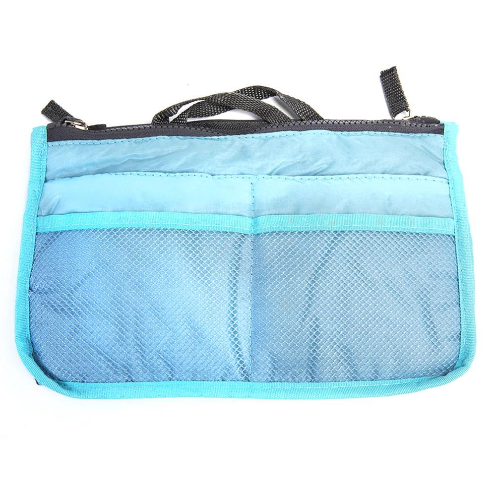 Органайзер для сумки - Сумка в сумке, голубой