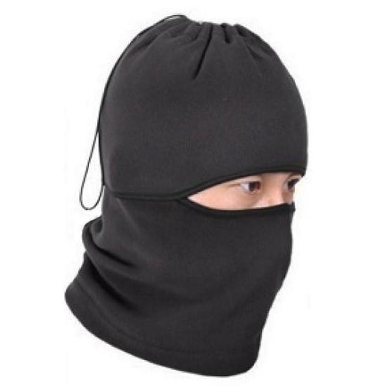 Согревающая шапка-маска балаклава